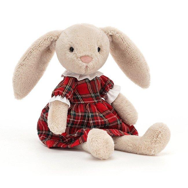 Jellycat Kaninchen Lottie Tartan