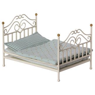 Maileg Vintage Bed MY Off White