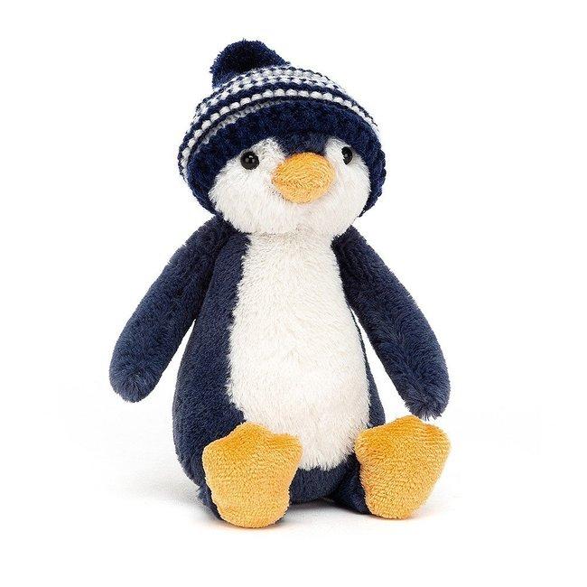 Jellycat Bashful Pinguin Kuscheltier Bobble