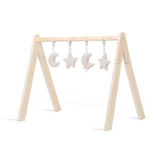Jollein Activity Rack Toys Moon Nougat