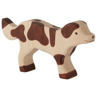 Holztiger Hofhund 80058 14 cm