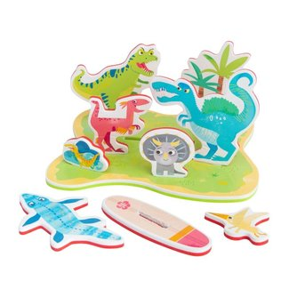 Tiger Tribe Badespielzeug Dinosaurier