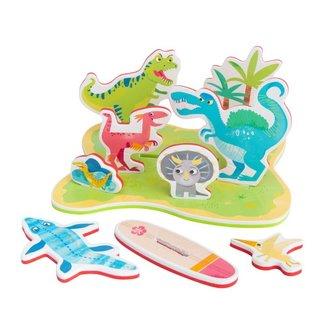 Tiger Tribe Badspeelgoed Dinosaurus