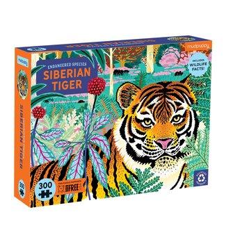Mudpuppy Puzzle Sibirischer Tiger 300 Teile