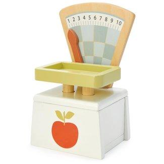 Tender Leaf Toys Weighing Scale