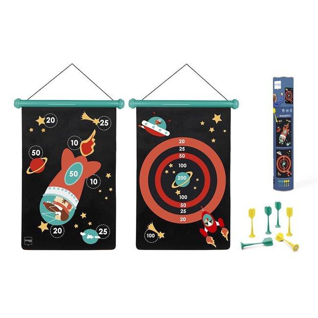 Scratch Dartspiel Magnetisch Raumfahrt Large