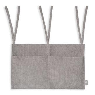 Jollein Storage Bag Corduroy Storm Grey