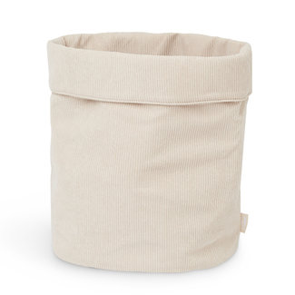 Jollein Storage Basket Corduroy Nougat