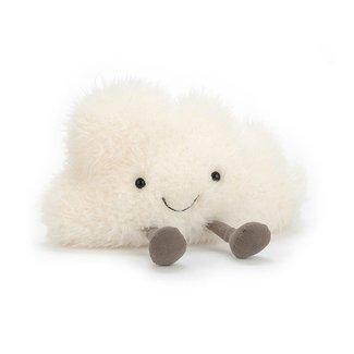 Jellycat Wolke Amuseable Kuscheltier Weiß