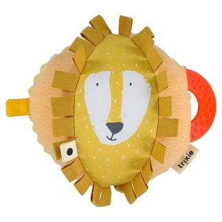 Trixie Baby Baby Activity Ball Lion Yellow