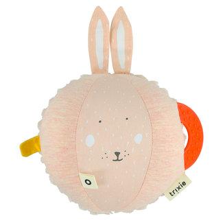 Trixie Baby Baby Activity Ball Rabbit Pink