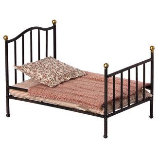 Maileg Vintage Bett MY Schwarz