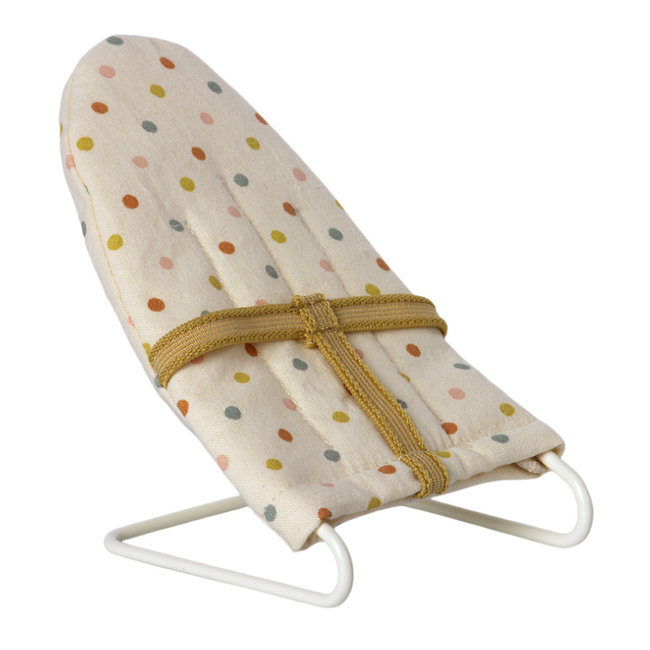 Maileg Babywippe Micro Dots