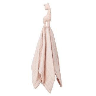 Cam Cam Copenhagen Cuddle Cloth Giraffe Pink