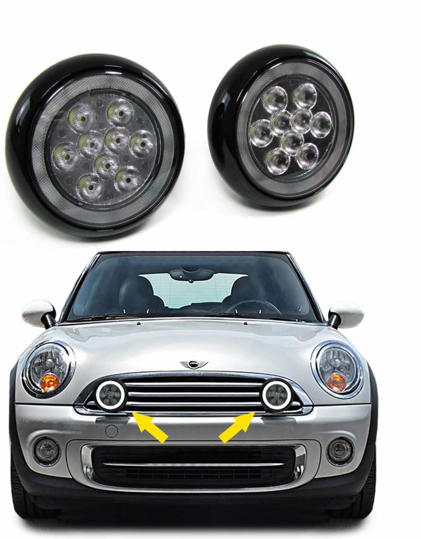 LED Mistlampen met dagrijverlichting voor Mini