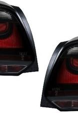 Achterlichten rood smoke voor VW Polo 6R 09-14