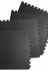 Puzzelmat, Trainingsmat 4 stuks 60 x 60 cm