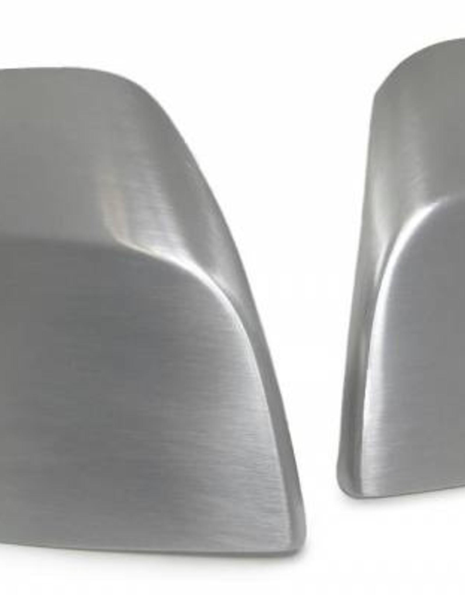 Spiegelkappen mat aluminium voor BMW F20 F30 F31 F32 F33