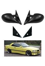 Elektrische sportspiegels voor BMW E36 coupé en cabrio