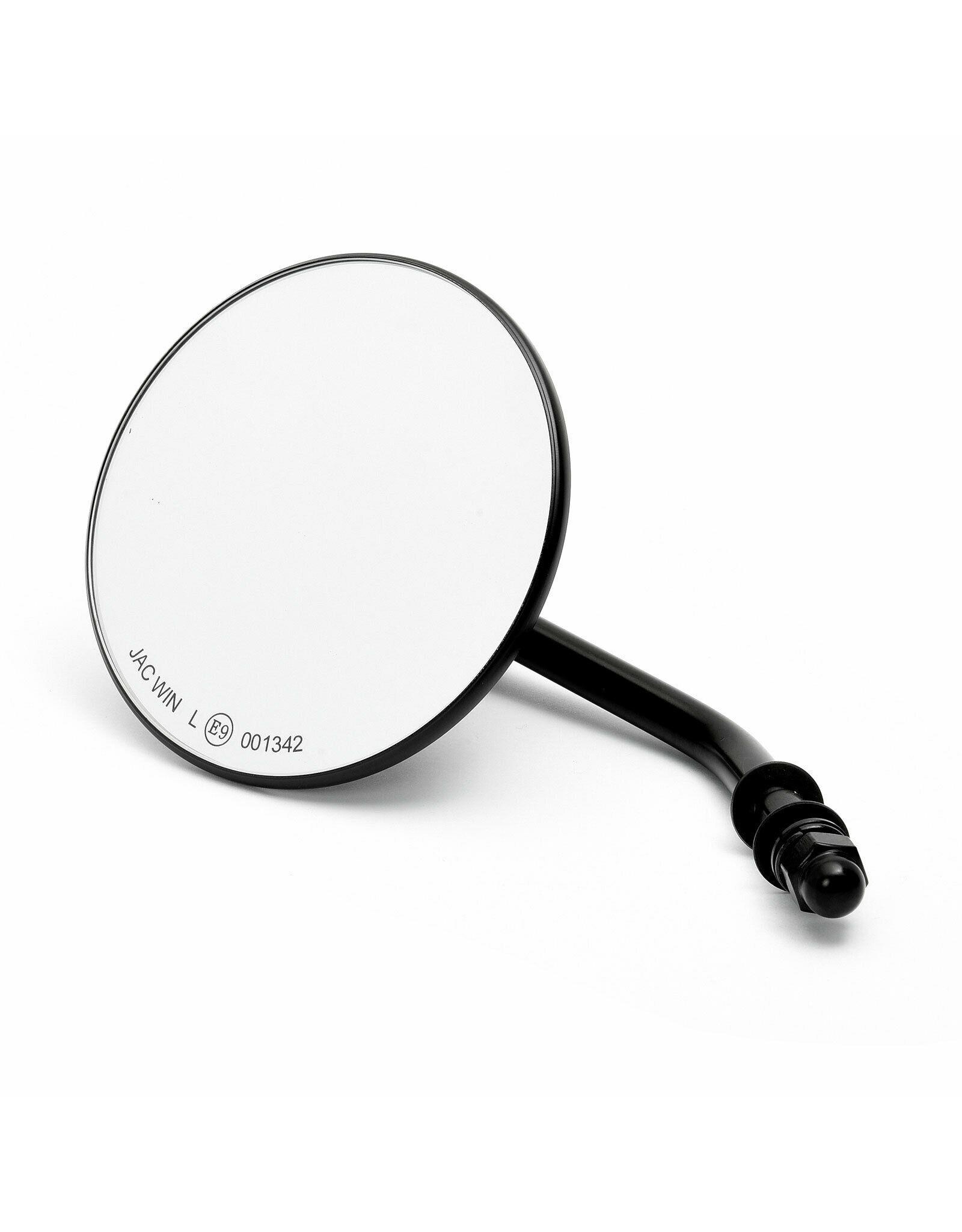Custom spiegel 4 inch voor Harley Davidson