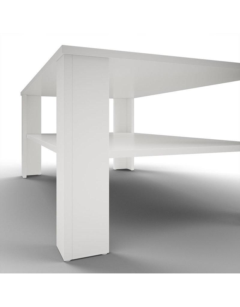 Salontafel, bijzettafel 100 x 60 cm