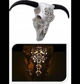 Buffelgewei, buffelhoorns met LED verlichting