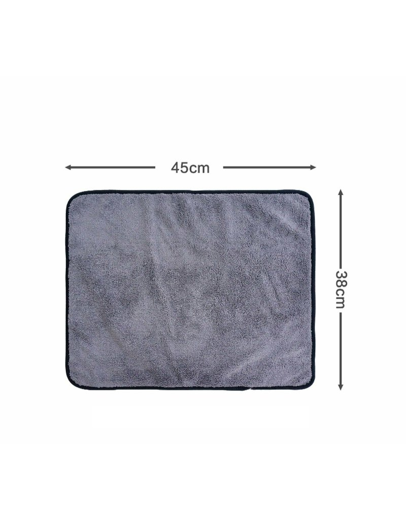 4 x microvezeldoek 38 x 40 cm