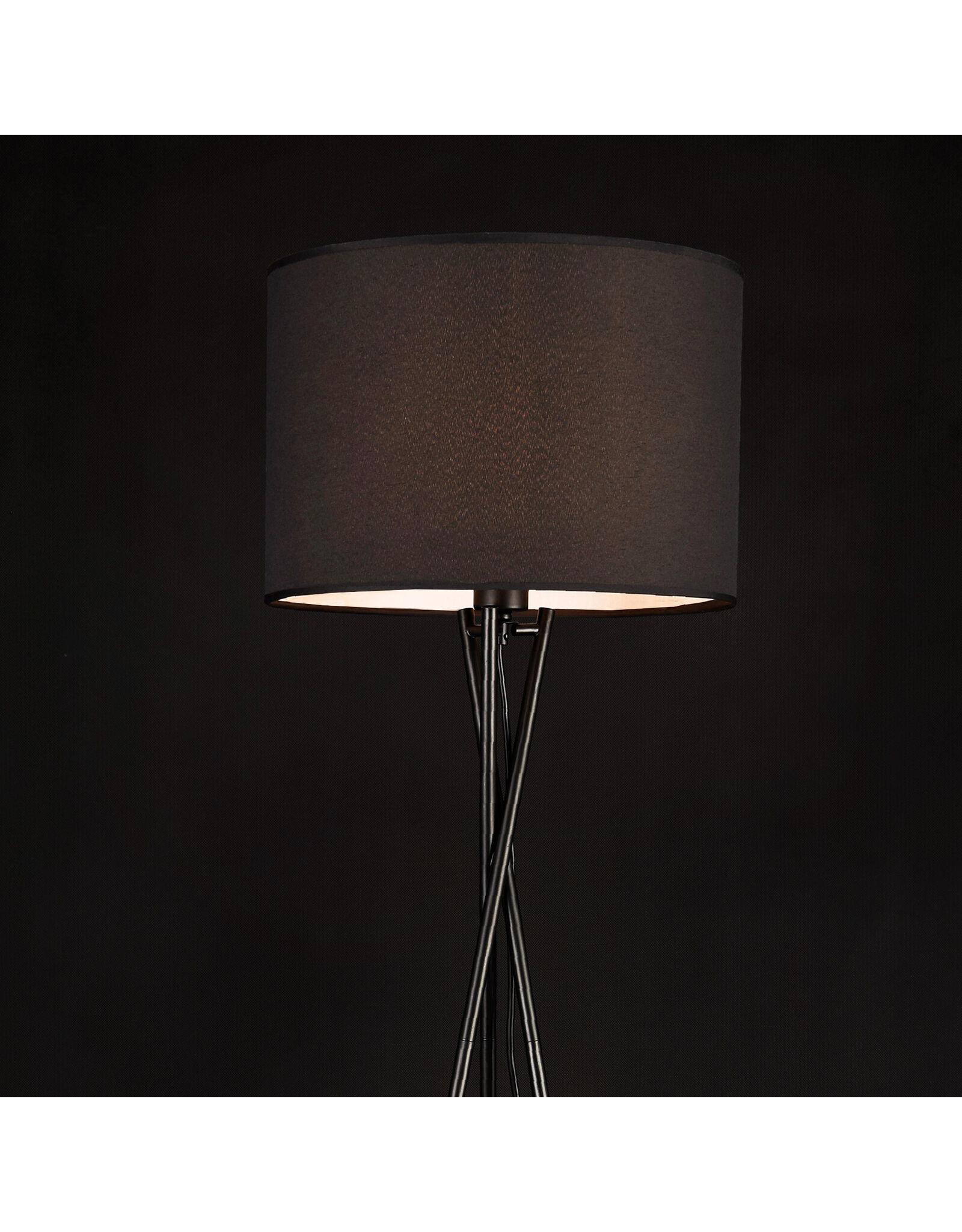 Staande lamp, vloerlamp 154 cm