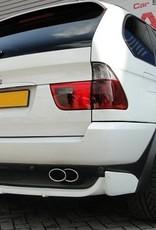 BMW X5 E53 '99- '03 achterlichten rood smoke