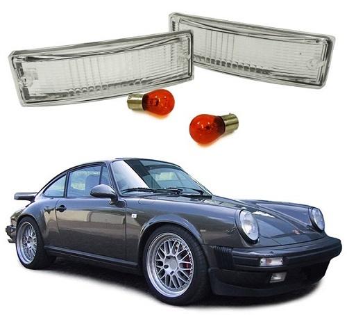 Porsche 911 knipperlichten