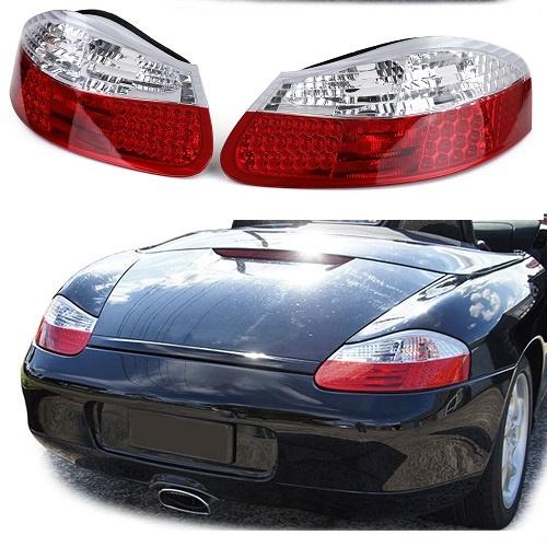 Porsche Boxster LED achterlichten
