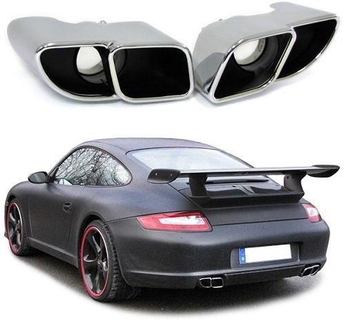 Porsche 911 turbo look sierstukken