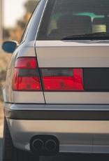BMW 5 Serie E34 Touring achterlichten rood smoke