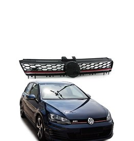 Grille in GTI look voor VW Golf 7