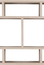 Zwevend wandrek, wandboard 85 x 47,5 x 16 cm