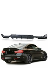 BMW 4 serie F32 F36 Performance Look diffusor