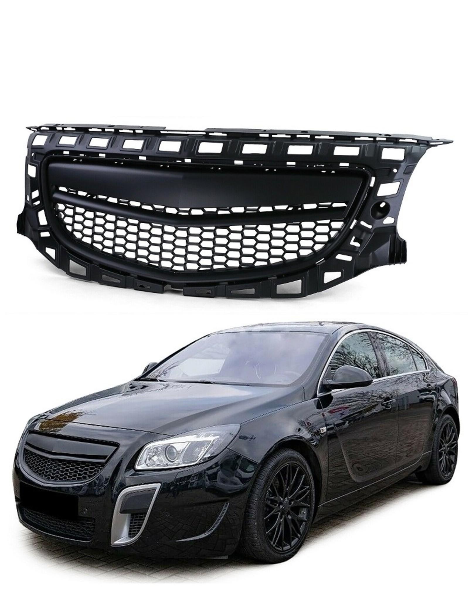 Opel Insignia grille zonder embleem zwart