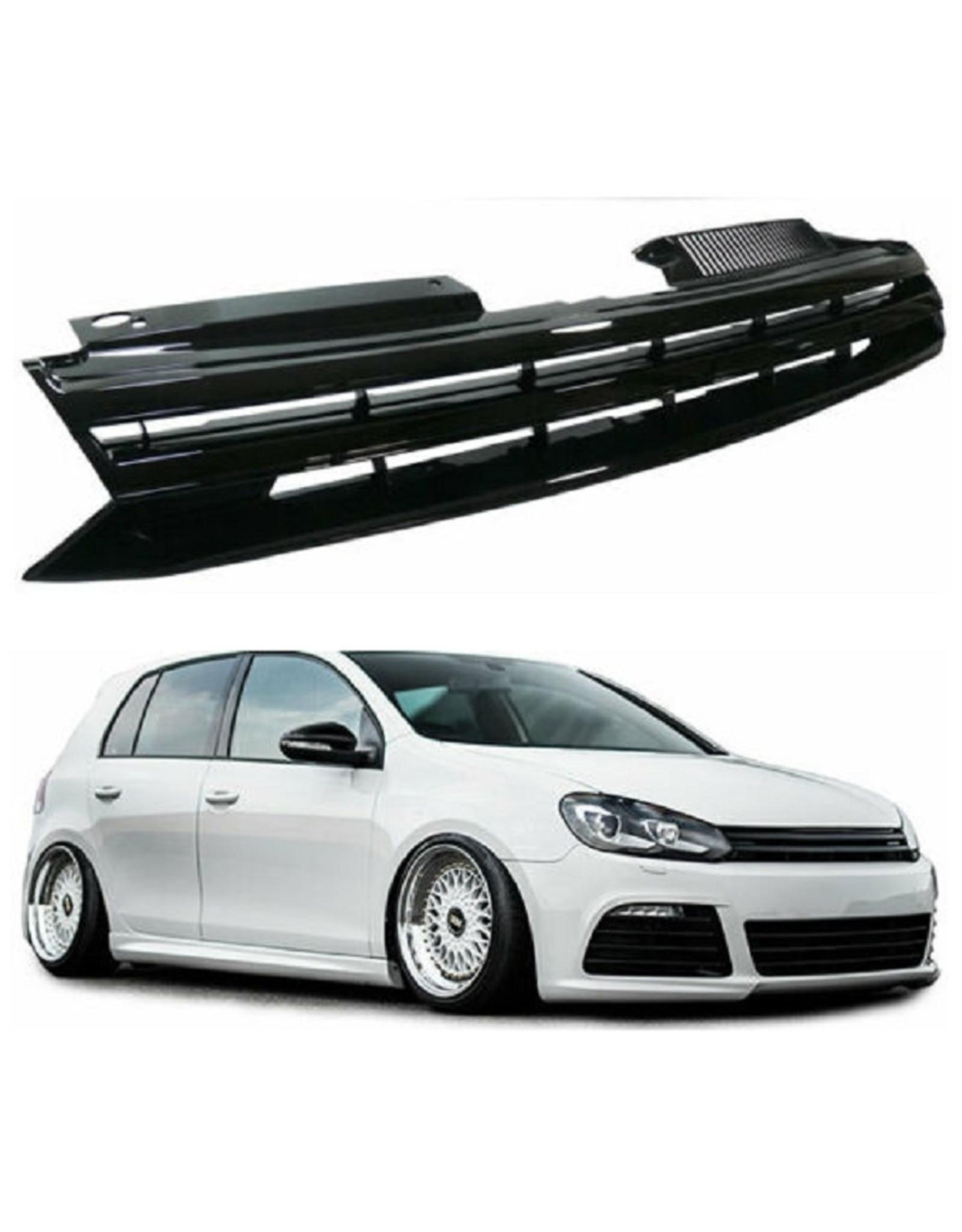 VW Golf 6 grille zonder embleem zwart