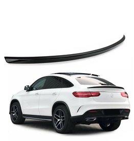 Mercedes GLE Coupe C292 spoiler zwart metallic