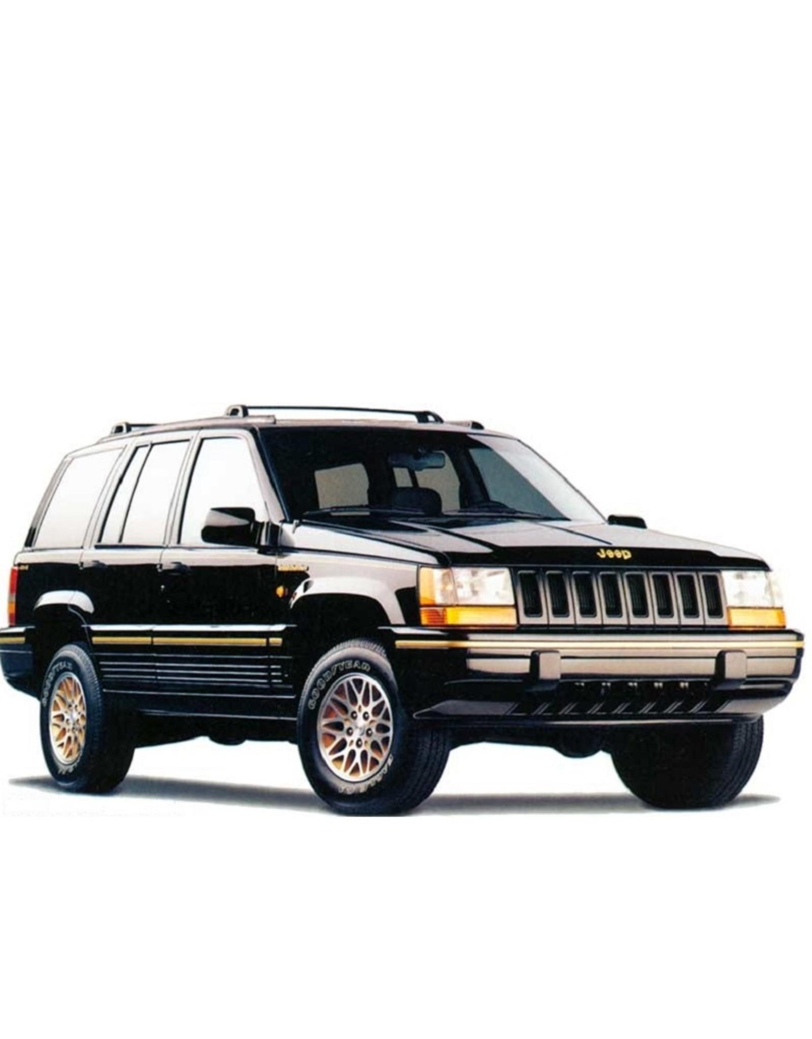 Jeep Grand Cherokee 1993-1999 koplampen links en rechts
