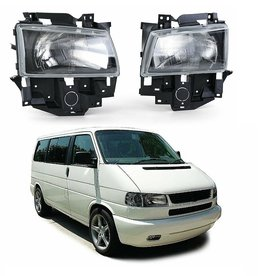 VW T4 smoke koplampen links en rechts 1996-2003