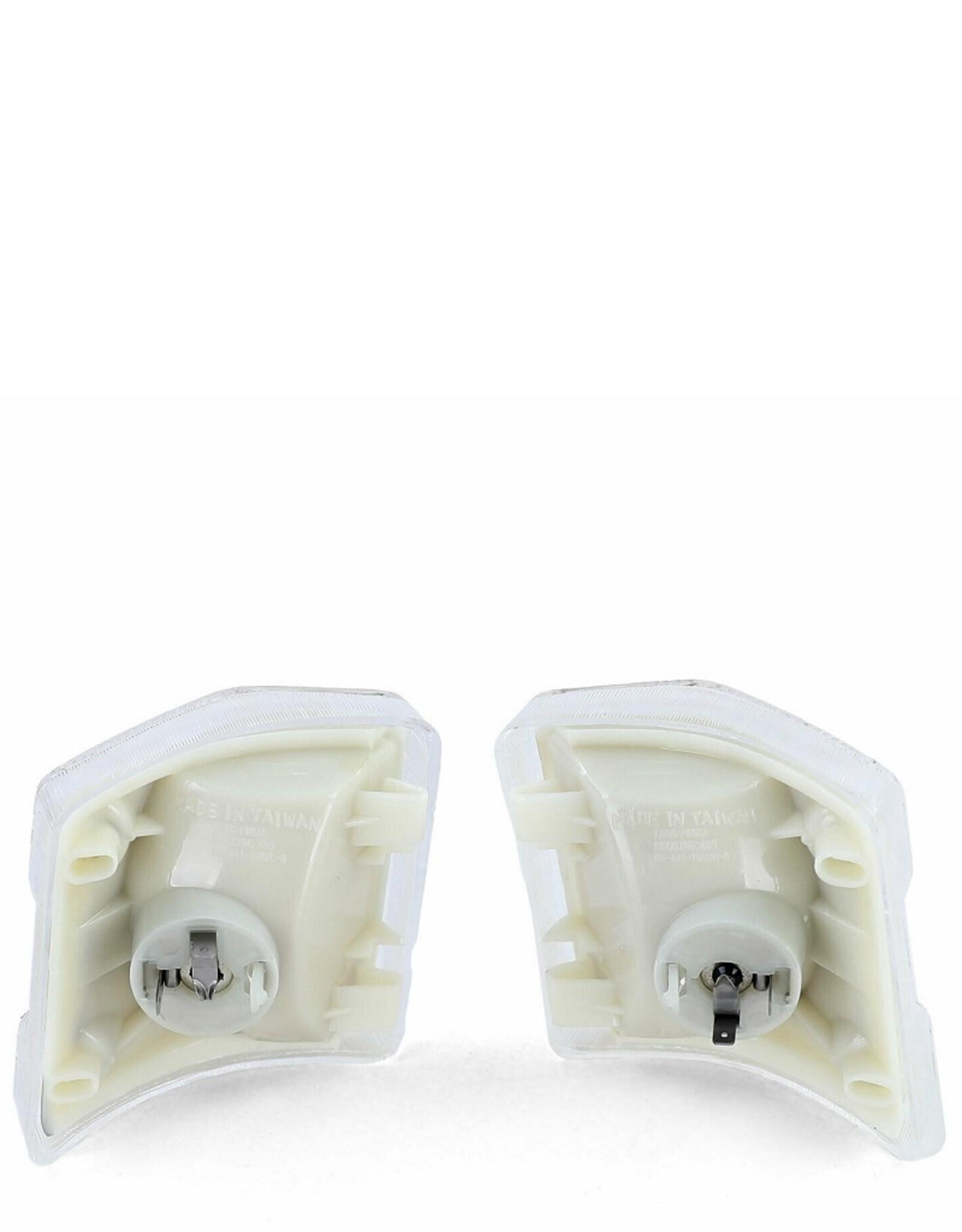 VW T2 T3 knipperlichten wit