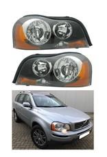 Volvo XC90 2002- 2006 koplampen links en rechts