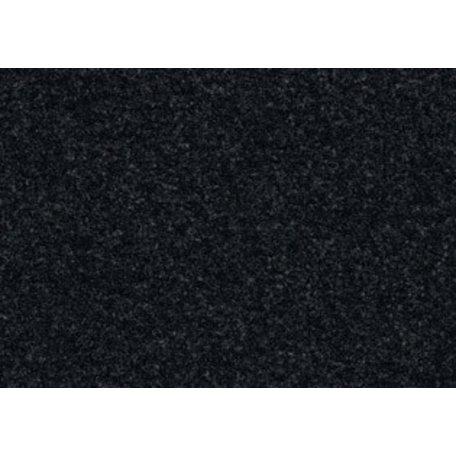 Brush Pure 5730 deurmat 150 cm breed, Vulcan Black
