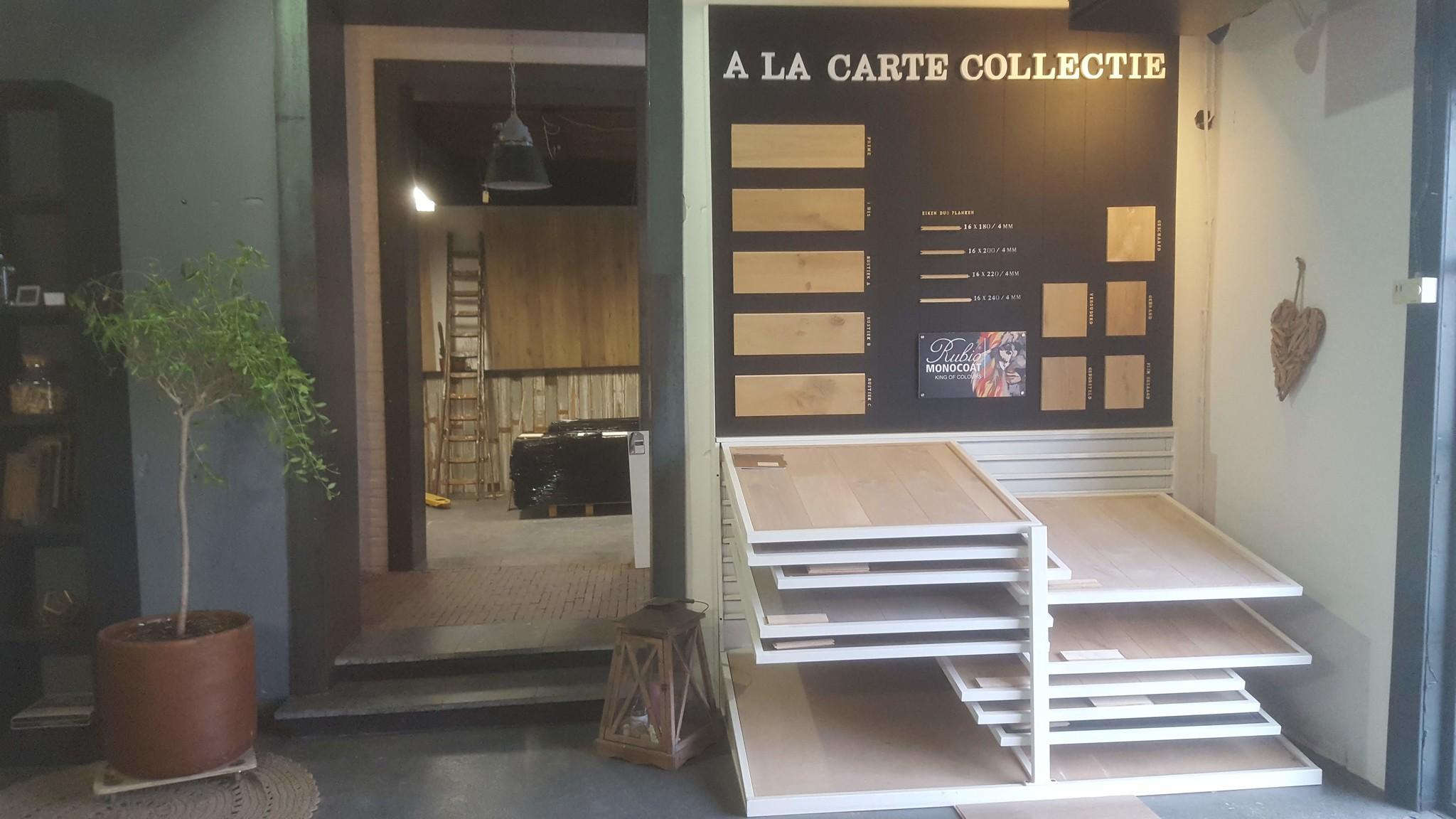 A La Carte collectie
