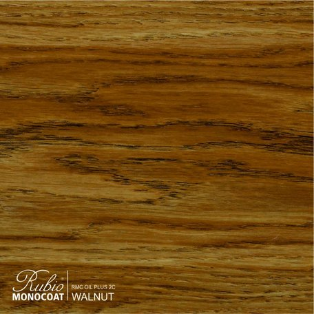 Walnut, RMC Oil Plus 2C,  blik 1,3 liter