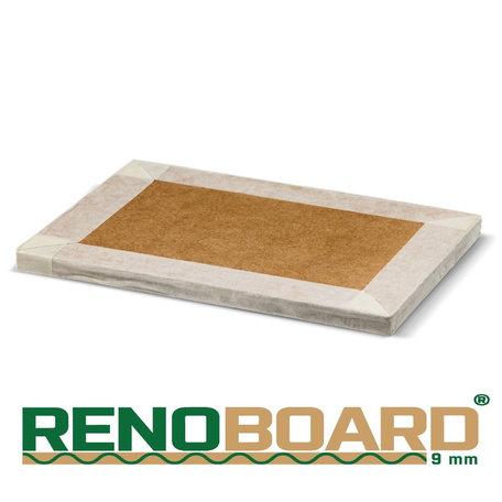 Renoboard ondervloer 9 mm, pak 0,96 m2