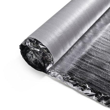 Alufoam ondervloer 2 mm, rol 15 m2