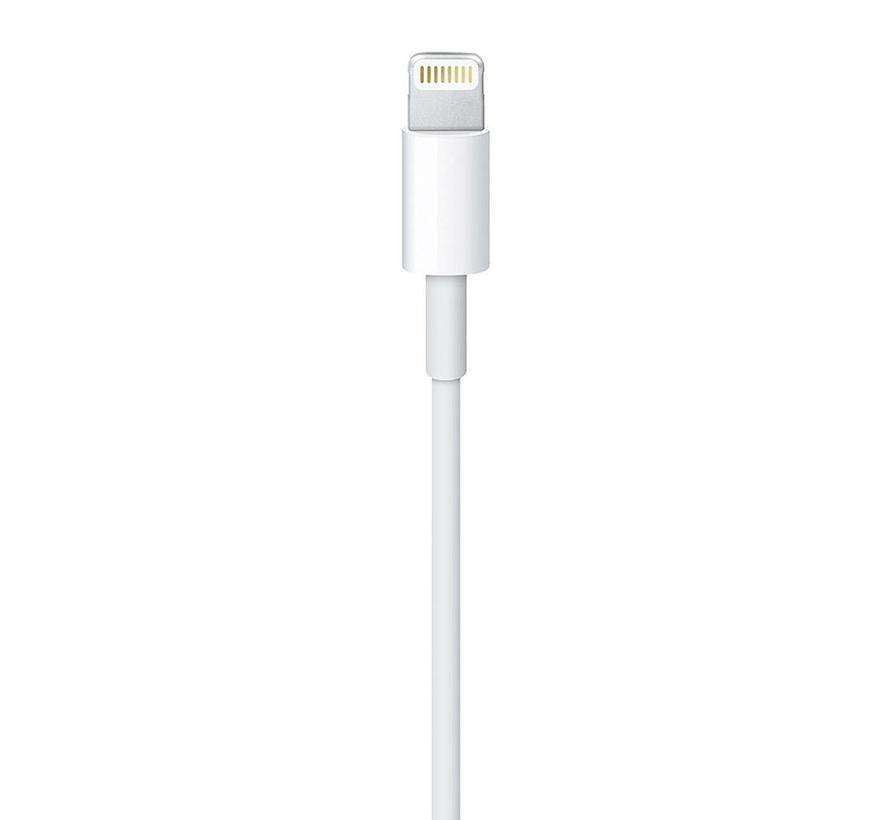 Originele iPhone & iPad lightning oplaadkabel - 2 meter