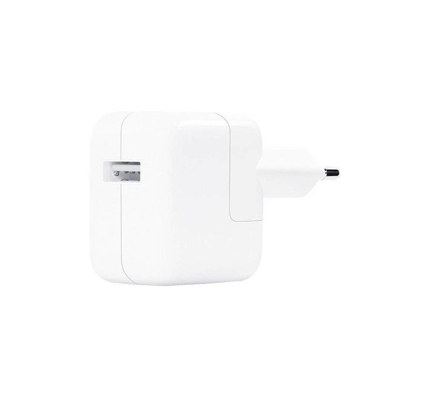 Originele iPad lightning oplaadkabel 1 meter + 12 Watt adapter